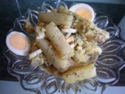 Salat: Spargelsalat mit Ei - Rezept