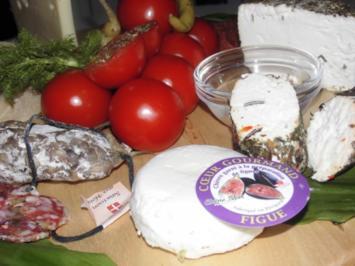 Alles Käse . . . und ein wenig Schwein gehabt . . . - Rezept