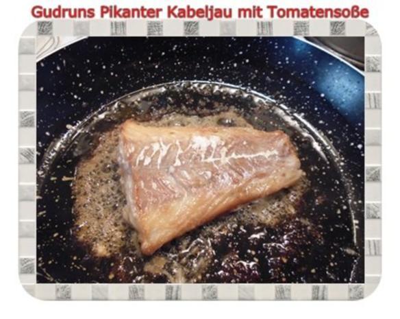 Fisch: Pikanter Kabeljau mit Tomatensoße im Asiastil und Wildreismischung - Rezept - Bild Nr. 10
