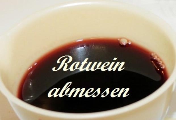 Putenbrustfilet in Rotweinpilzsoße - Rezept - Bild Nr. 2