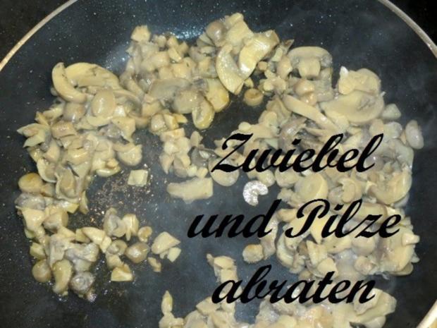Putenbrustfilet in Rotweinpilzsoße - Rezept - Bild Nr. 7