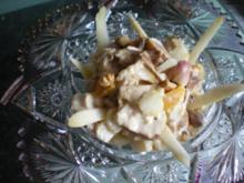 Salat: Geflügelsalat mit Spargel - Rezept
