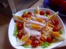 Chefin Salat mit Kasseler - Rezept
