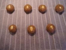 Mandel-Chili-Kekse - Rezept