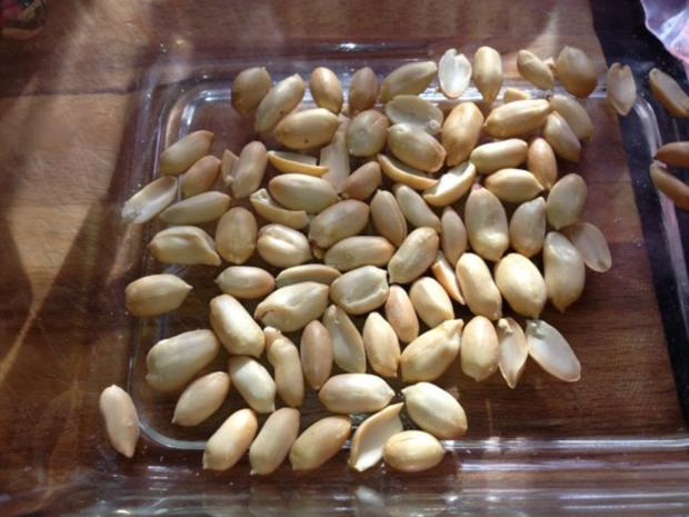 Erdnusssoße - Rezept - Bild Nr. 2