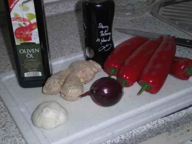 Paprikapesto - Rezept - Bild Nr. 3
