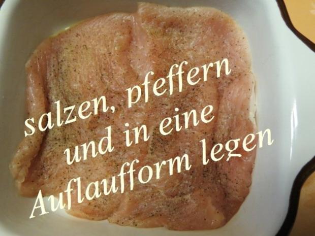 Sisserl's ~ Jägerschnitzel aus dem Ofen - Rezept - Bild Nr. 2