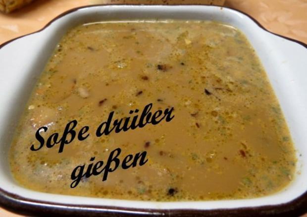 Sisserl's ~ Jägerschnitzel aus dem Ofen - Rezept - Bild Nr. 6