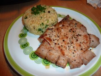 FL/Schwein: Kotelett - Rezept