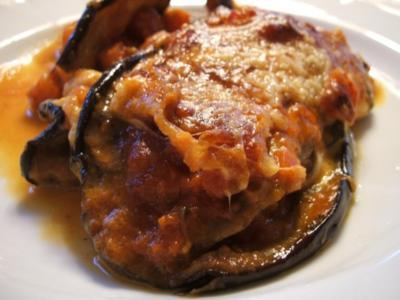 Auflauf: Parmigiana Di Melanzane - Rezept
