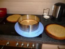Tortenbausatz - Nusstortenboden - Rezept