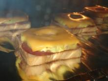 Hawaii-Toast - Rezept