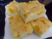 Mandarin-Orangen-Kuchen - Rezept
