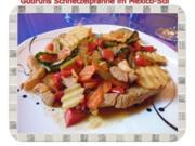 Geflügel: Schnetzeltopf Mexicana - Rezept