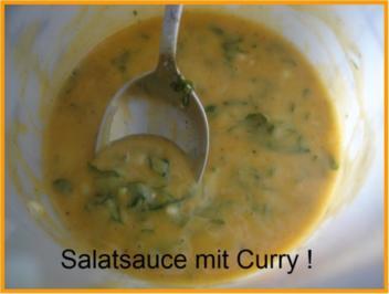 2 leckere Salatsaucen - Rezept