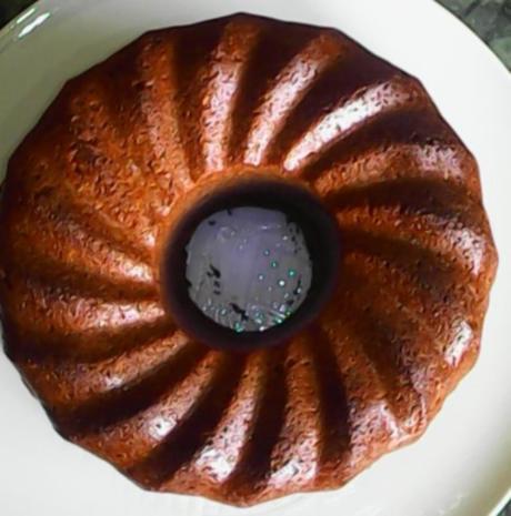 Nougat-Kokos-Schmand-Becher-Kuchen - Rezept