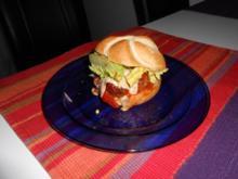 Meatball-Burger - Rezept