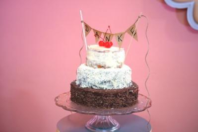 Choco-Loco Torte - Rezept