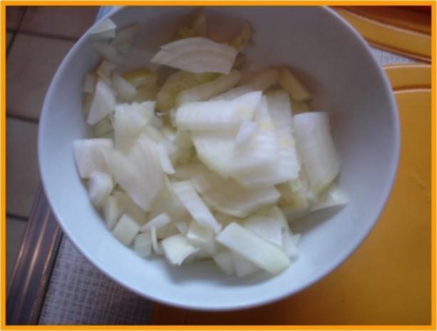 Curry-Hackfleisch-Porree-Reis-Pfanne - Rezept - Bild Nr. 5