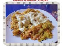 Vegetarisch: Bratreis im Currystil - Rezept