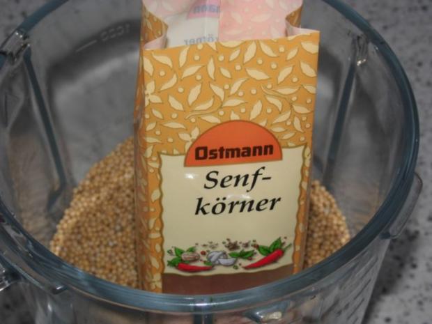Nudelsalat 2014 und Senf aus eigener Herstellung - Rezept - Bild Nr. 4