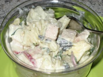Bayrischer Nudelsalat - Rezept