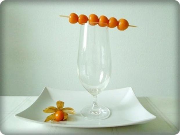Papaya – Physalis – Smoothie - Rezept - Bild Nr. 10