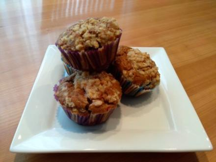 Erdbeer-Limetten Muffins - Rezept