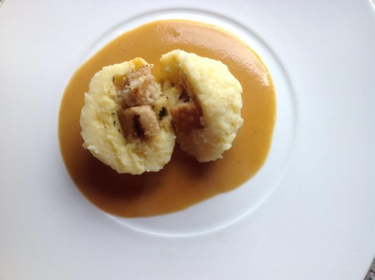 Kartoffelknödel.... - Rezept Von Einsendungen Alexa38