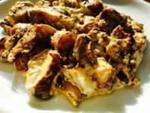 Pilzpfanne mit Steinpilzen - Rezept