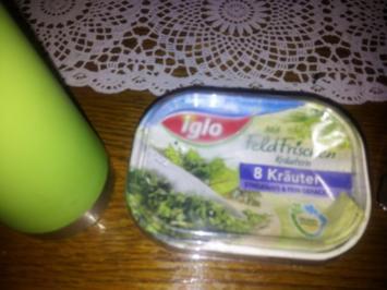 8 Kräuter - Frühstücks - Quark - Rezept