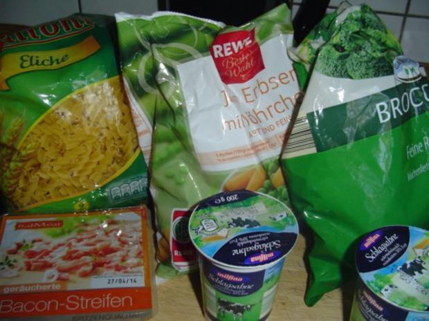 Würzige Nudelpfanne mit Gemüse. - Rezept - Bild Nr. 2