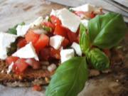 Toast: Bruschetta della Casa - Rezept