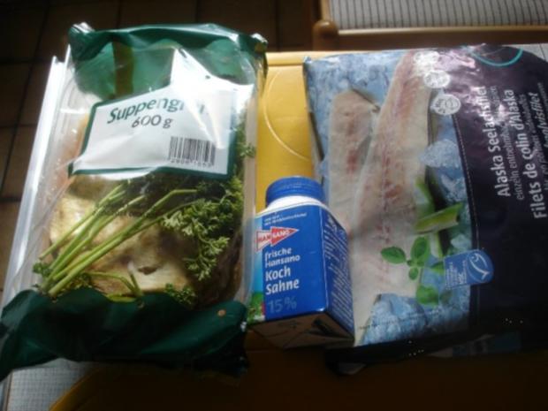 Fischsuppe nach Art der Hausfrau - Rezept - Bild Nr. 2