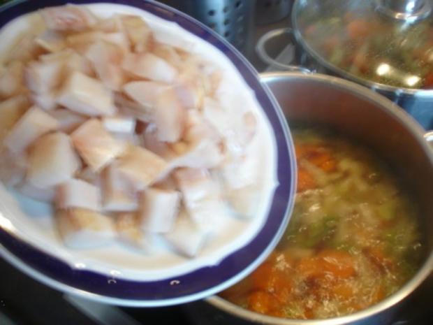 Fischsuppe nach Art der Hausfrau - Rezept - Bild Nr. 11