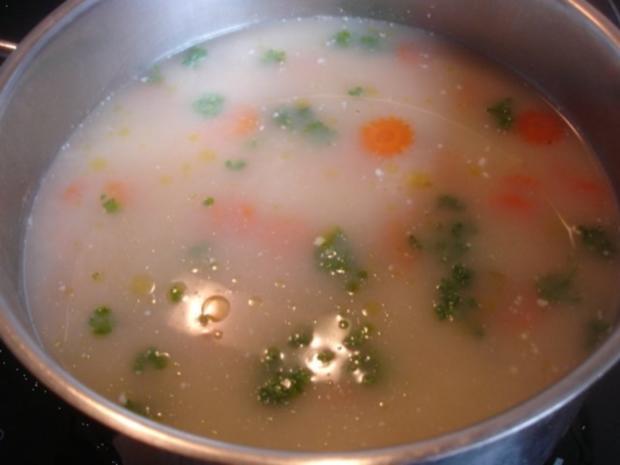 Fischsuppe nach Art der Hausfrau - Rezept - Bild Nr. 12