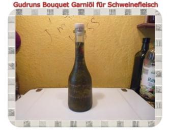 Öl: Bouquet garni-Öl für Schweinefleisch - Rezept