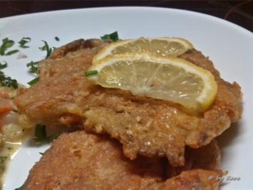 Austernpilze im Parmesan Ei Mantel - Rezept