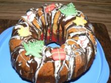 Marmorkuchen Christmas Time - Rezept