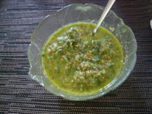 Bärlauch- Ruccola Pesto - Rezept
