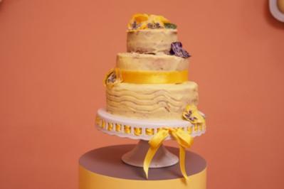 Natalies Carrot-Walnut Cake (Natalie Olszeski) - Rezept