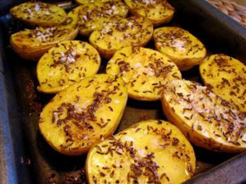 Rheinische Kümmelkartoffeln - Rezept