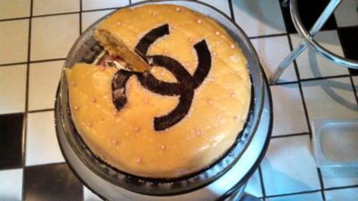 Marzipan / Ananas / Torte - Rezept
