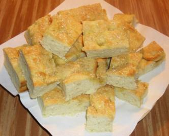 Rezept: Kartoffel - Fladen - Brot