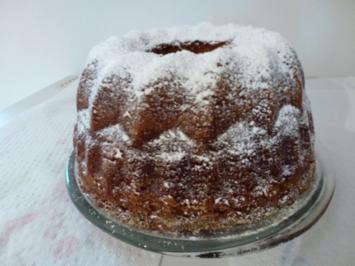 Rezept: Gugelhupf mit Dreierlei Schokolade