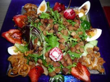 Mutters Lieblings - Salat - Rezept