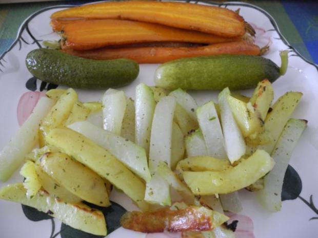Gemüse aus dem Backofen - Rezept - Bild Nr. 2