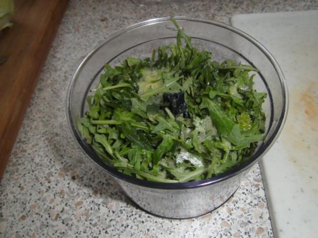Rucola Pesto - Rezept - Bild Nr. 2