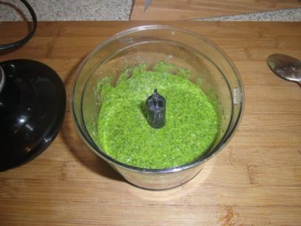 Rucola Pesto - Rezept