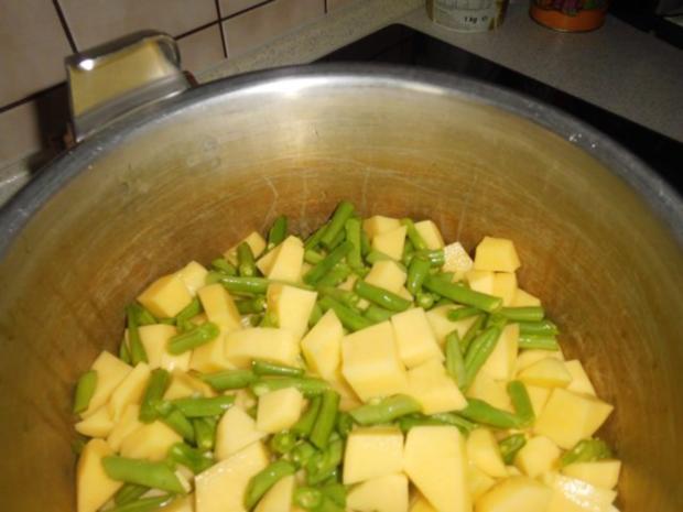 Grüne Bohnensuppe - Rezept - Bild Nr. 2